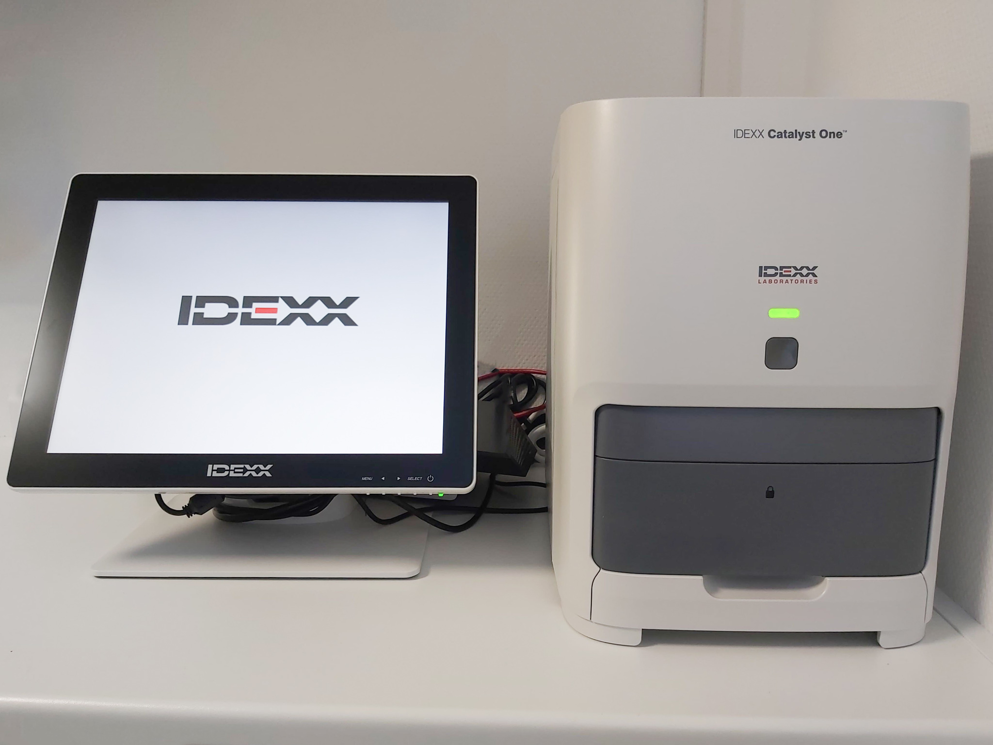 Idexx, Catalyst One, Bloed, bloedanalyse, apparatuur, laboratorium