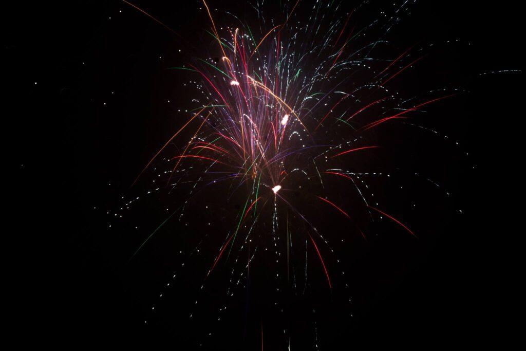 Vuurwerk, vuurwerkangst, vuurwerktraining
